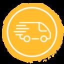 livraison-badge